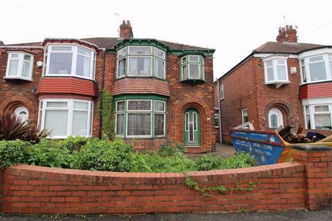 3 bedroom semi-detached house for sale - Birklands Drive, Hull, East Yorkshire