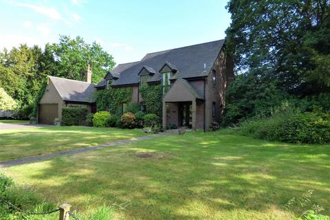 4 bedroom detached house for sale - Old Hall Drive, Elford