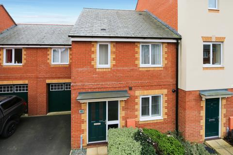 3 bedroom terraced house to rent - Templer Place, Bovey Tracey