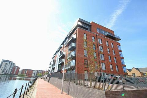 2 bedroom ground floor flat for sale - Schooner Wharf, Cardiff