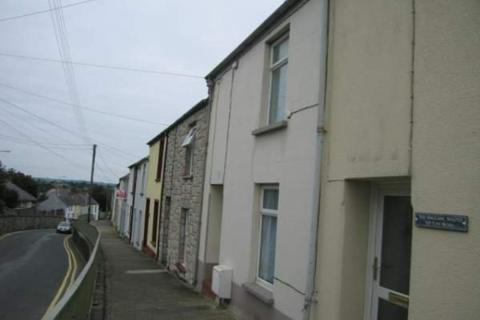 2 bedroom terraced house to rent - 57 City Road, Haverfordwest. SA61 2ST