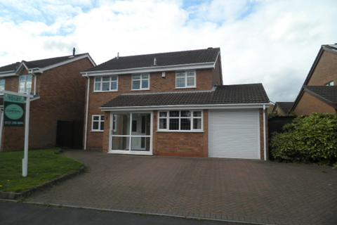 4 bedroom detached house to rent - Turchill Drive,Walmley,Sutton Coldfield