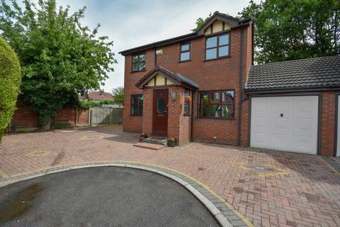 4 bedroom detached house for sale - POCHARD DRIVE, POYNTON