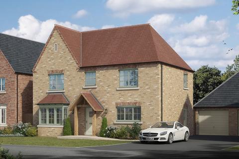 4 bedroom detached house for sale - Mulsanne Way, Nettleham, Lincoln