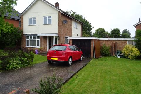 3 bedroom detached house to rent - Newnham Rise, Shirley, Solihull