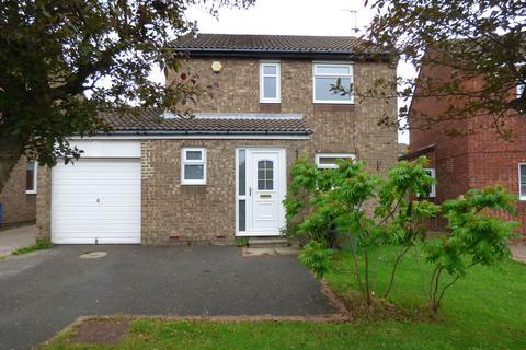 3 bedroom detached house for sale - Sunningdale Drive, Usworth, Washington, Tyne and Wear, NE37 2LL