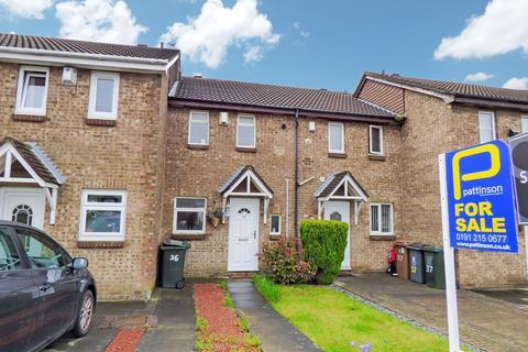 2 bedroom terraced house for sale - Kirklands, Burradon, Cramlington, Tyne and Wear, NE23 7LE