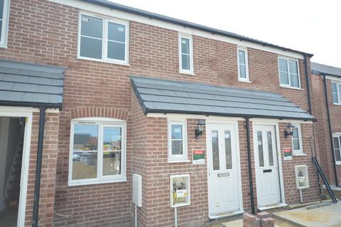 2 bedroom terraced house to rent - Whitby Road,Ormesby
