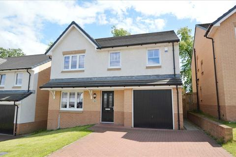 4 bedroom detached house for sale - Milnwood Crescent, Broomhouse, Uddingston