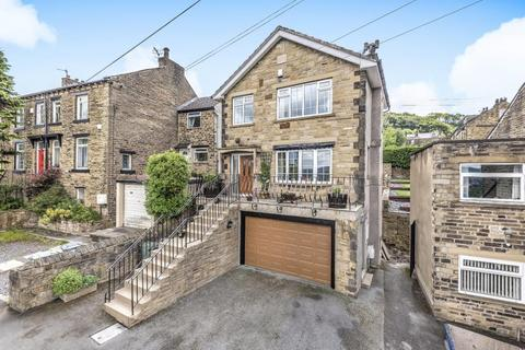 3 bedroom detached house for sale - CLIFFE HOUSE, 79A COTTINGLEY CLIFF ROAD, BINGLEY, BD16 1UP