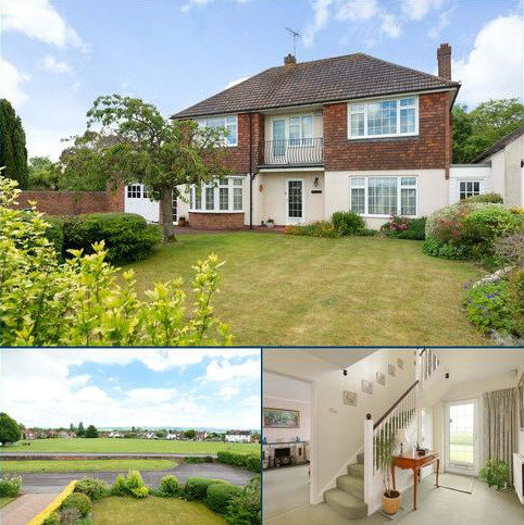 4 bedroom detached house for sale - Boughton Aluph, Nr Ashford, TN25