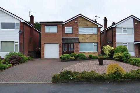 3 bedroom detached house to rent - Bowden Close, Culcheth, Warrington