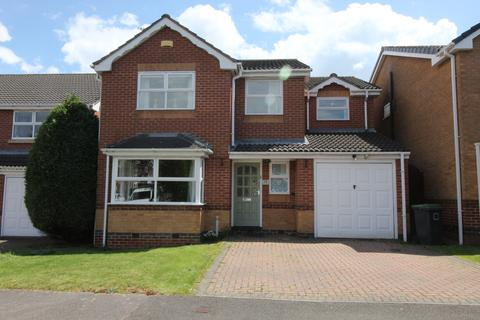 5 bedroom detached house for sale - Nuthall, Nottingham NG16
