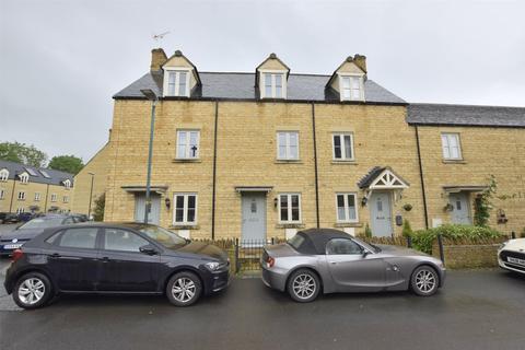 3 bedroom terraced house for sale - Coln Gardens, Andoversford, Cheltenham, Glos, GL54