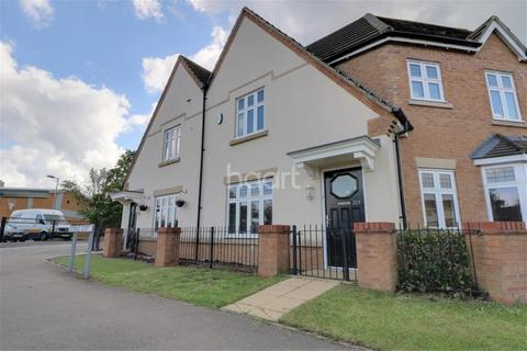 2 bedroom end of terrace house to rent - Cotswold Avenue, Duston