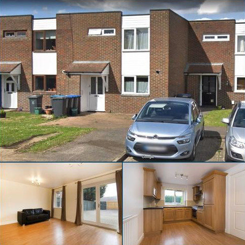 3 bedroom terraced house for sale - Tringham Court, Ottershaw