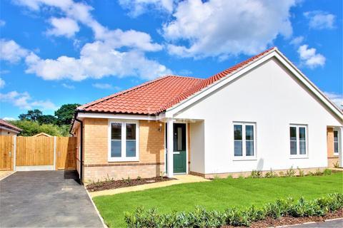 2 bedroom bungalow for sale - Russet Way, Alresford