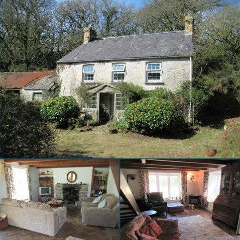 3 bedroom detached house for sale - Parc-y-Dyffryn (nr Cilgwyn, Newport), Pontfaen, Fishguard, Pembrokeshire