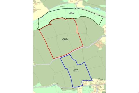 Farm land for sale - Nr. St Keverne, Helston, Cornwall