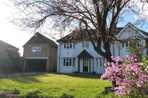 3 bedroom semi-detached house to rent - Hampton Road, Knowle, B93 0NU