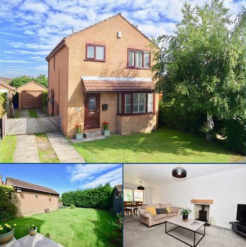 3 bedroom detached house for sale - Wold View Road, Wilberfoss