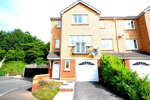 4 bedroom end of terrace house for sale - Enbourne Drive, Pontprennau, Cardiff, CF23