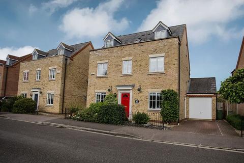 5 bedroom detached house for sale - Lakeview Way, Hampton Hargate, Peterborough, Cambridgeshire. PE7 8DH