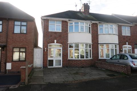 3 bedroom semi-detached house to rent - Francis Avenue, Leicester,