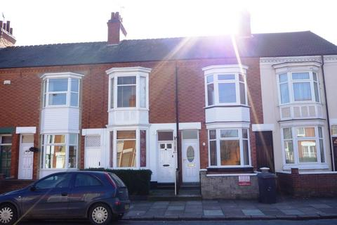 2 bedroom terraced house to rent - Hopefield Road, Leicester