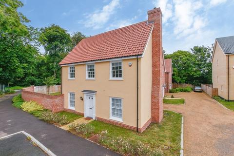4 bedroom link detached house for sale - Pilgrim Court, Kentford, CB8 8FA