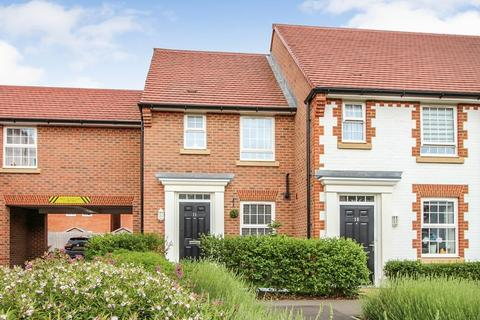 3 bedroom house for sale - Agincourt Drive, Sarisbury Green