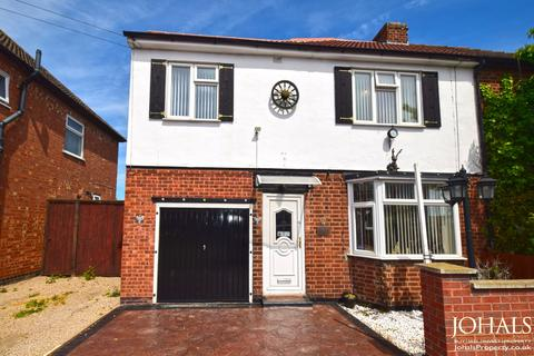 4 bedroom semi-detached house for sale - Church Hill Road, Thurmaston, Leicester,  LE4