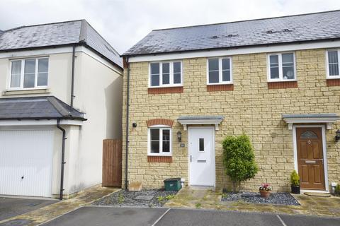 2 bedroom semi-detached house for sale - Tanner Close, Radstock BA3 3BT