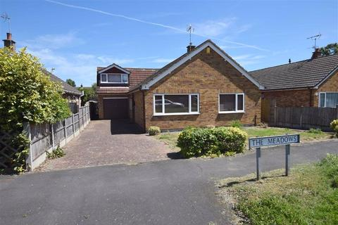 4 bedroom detached bungalow for sale - The Meadows, Burbage, Leicestershire