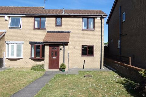 2 bedroom end of terrace house for sale - Humsford Grove, Cramlington