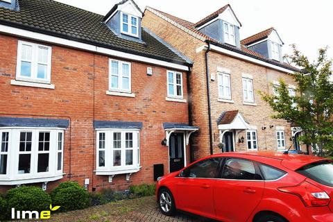 3 bedroom townhouse to rent - Pools Brook Park, Kingswood, Hull, HU7 3GF
