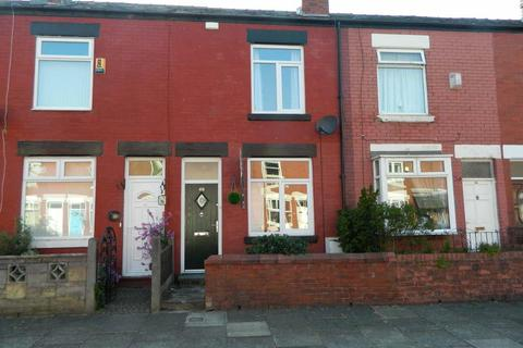 2 bedroom terraced house to rent - St Margarets Av, Burnage