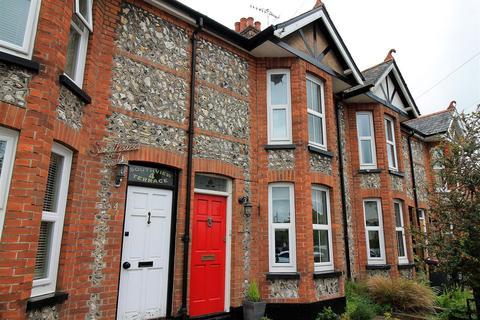 3 bedroom terraced house for sale - West Street, Sompting, Lancing