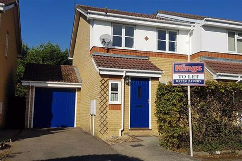 3 bedroom semi-detached house to rent - Blackmead, Riverhead, TN13
