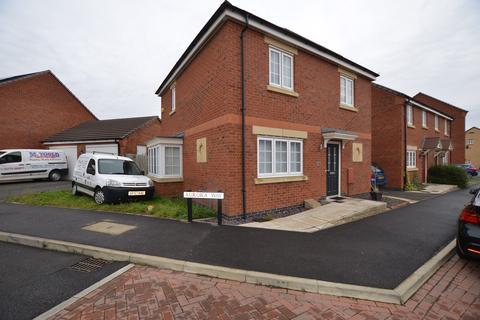 3 bedroom detached house to rent - Jupiter Avenue, Peterborough, PE2