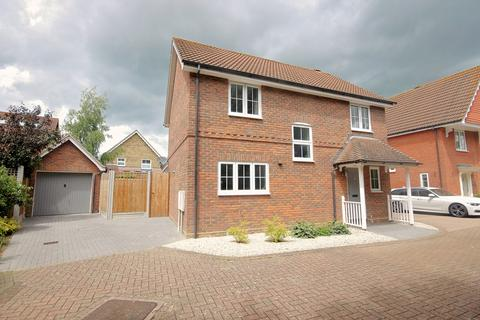 4 bedroom detached house for sale - Colville Close, Great Notley, Braintree, CM77