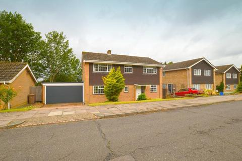 4 bedroom detached house for sale - Chartwell Drive, Old Bedford Road Area, Luton, Bedfordshire, LU2 7JD