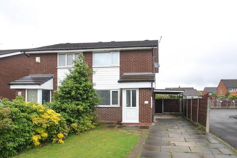 2 bedroom semi-detached house for sale - Rossett Drive, Davyhulme, Manchester, M41