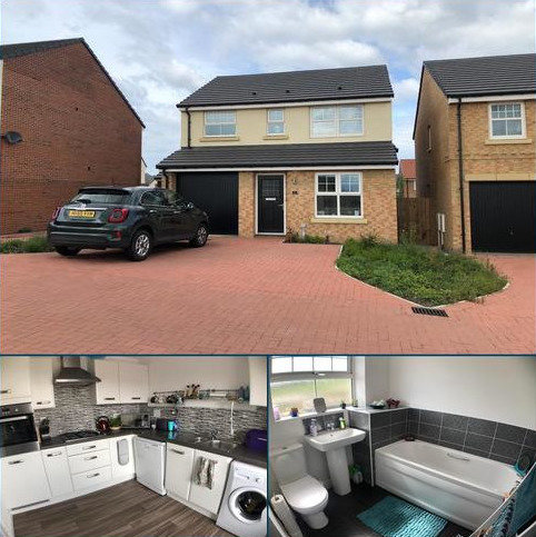 3 bedroom detached house to rent - Skinners Close, Alnwick, Northumberland
