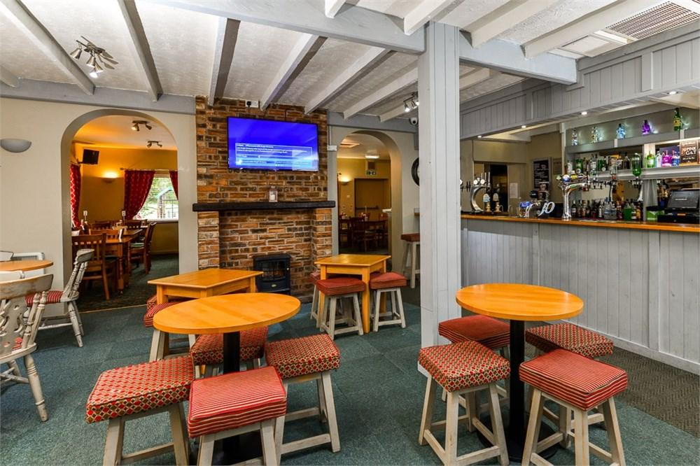 Squirrel Inn Bar