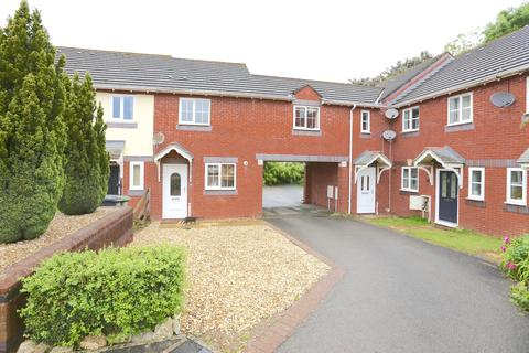 2 bedroom terraced house for sale - Old Bakery Close, Exeter EX4
