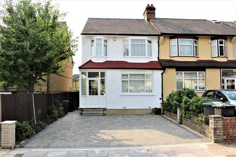 3 bedroom end of terrace house to rent - Durnsford Road, Bounds Green, London, N11