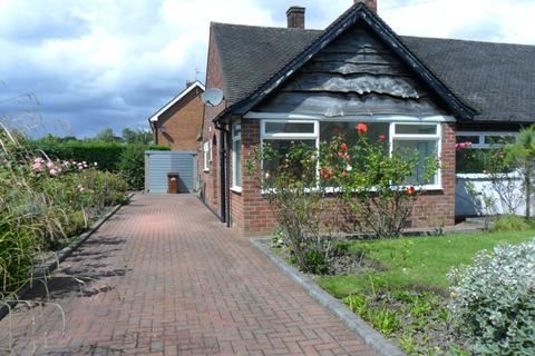 2 bedroom semi-detached bungalow to rent - MANOR CLOSE, MOSSLEY, CONGLETON CW12