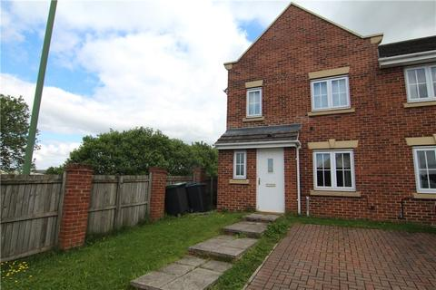 3 bedroom end of terrace house for sale - Fenwick Way, Consett, Durham, DH8