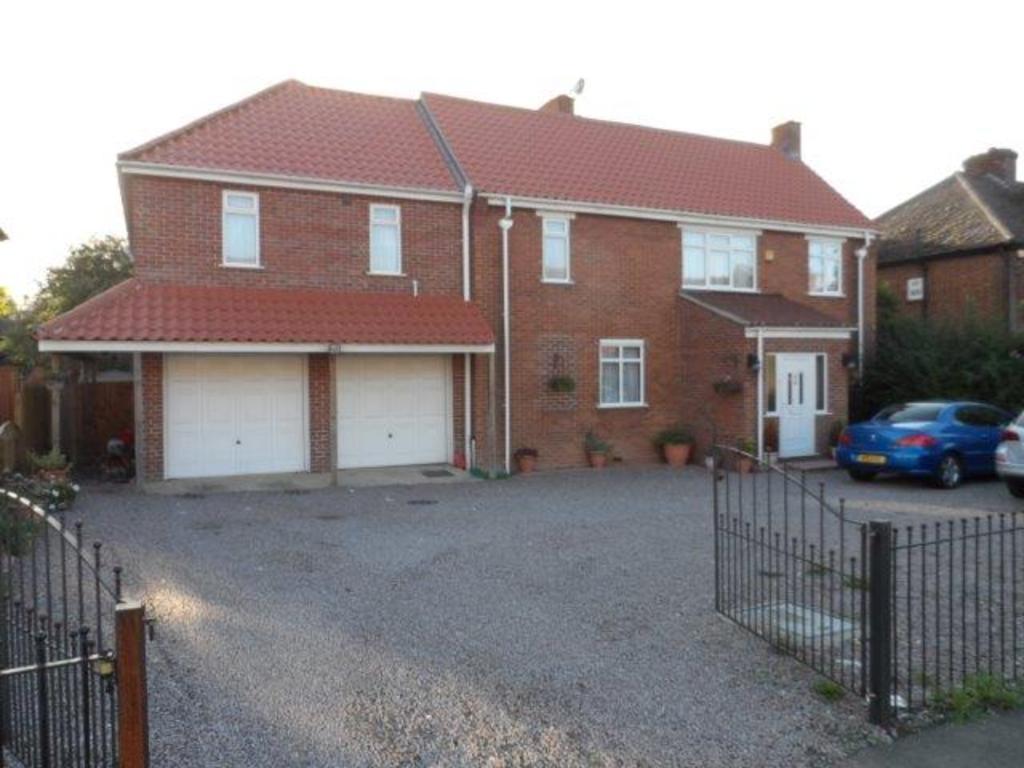 5 Bedrooms Detached House for sale in Queens Road, Wisbech, Cambridgeshire, PE13 2PE